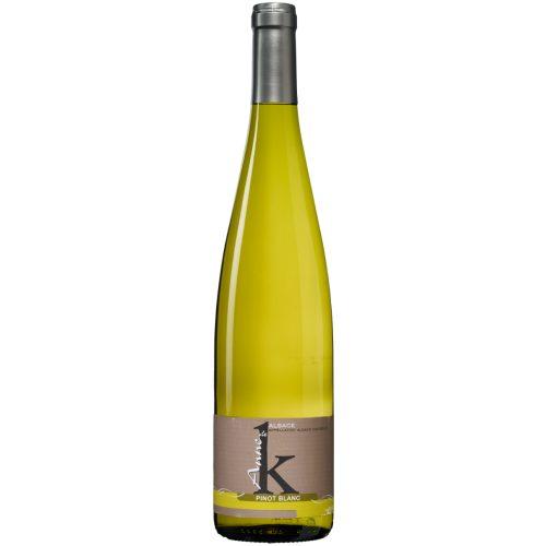 Anne de K Pinot Blanc Alsace AOC