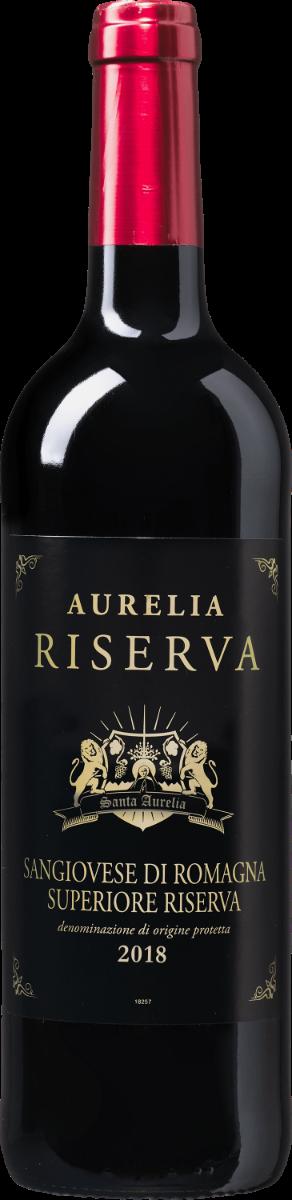 Aurelia Sangiovese di Romagna Superiore Riserva
