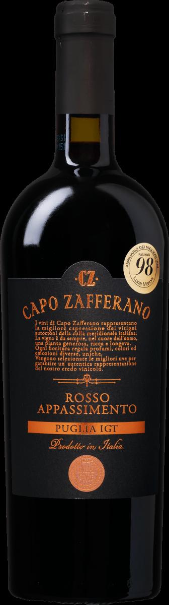 Capo Zafferano Appassimento
