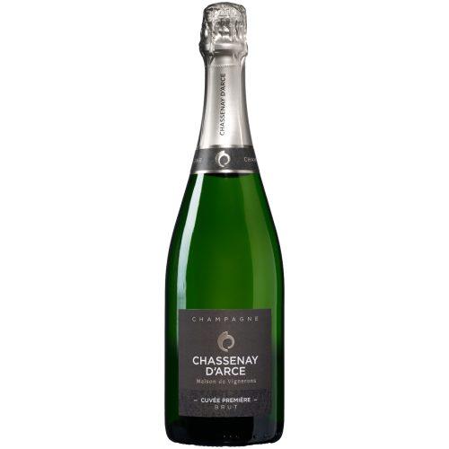 Chassenay d'Arce 'Cuvée Premiere' Champagne Brut