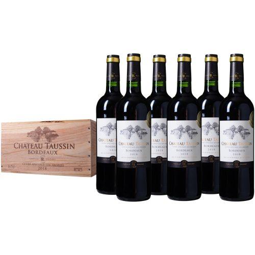 Château Taussin 'Cuvée Spéciale Les Argiles' Bordeaux Kist