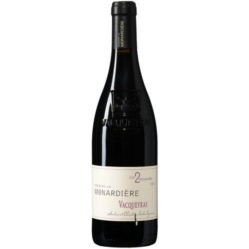 Domaine la Monardière 'Les 2 Monardes' Vacqueyras (Organic)