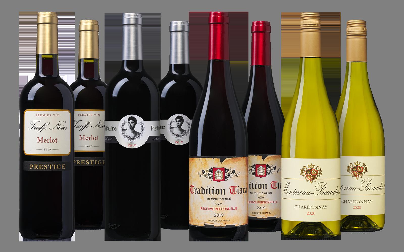 Frans Zacht & Romig Wijnpakket