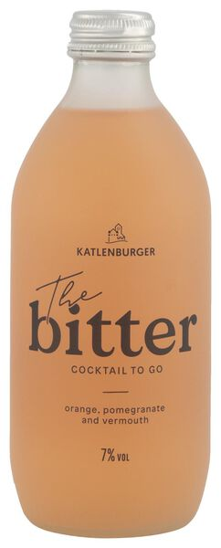 HEMA Cocktail To Go - The Bitter - 0.33 L