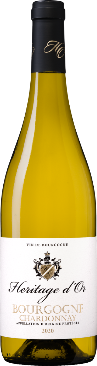 Heritage d'Or Chardonnay Bourgogne AOP