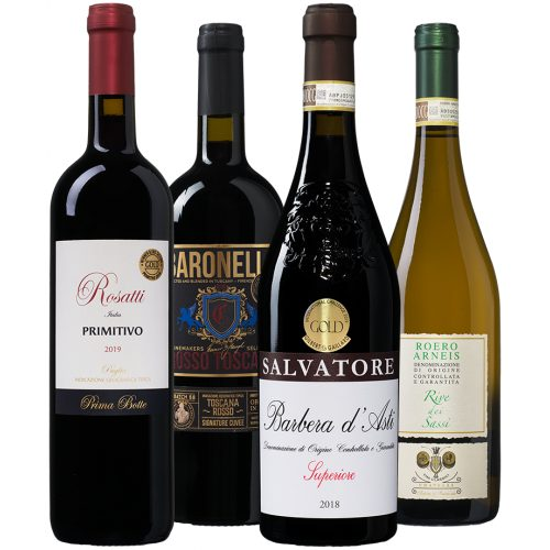 Italiaans Wijnpakket