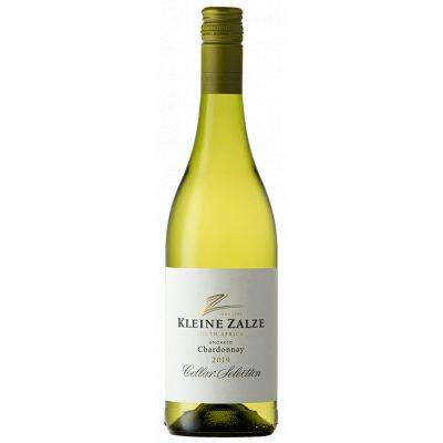Kleine Zalze wijnen Chardonnay, 2020, Zuid-Afrika, Witte wijn