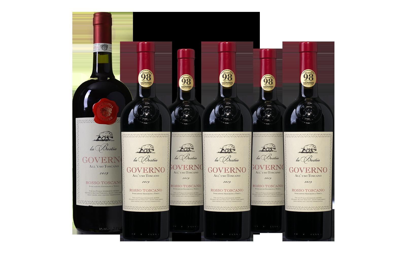 La Bestia Wijnpakket