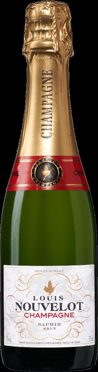 Louis Nouvelot Saphir Champagne Brut 375 ml
