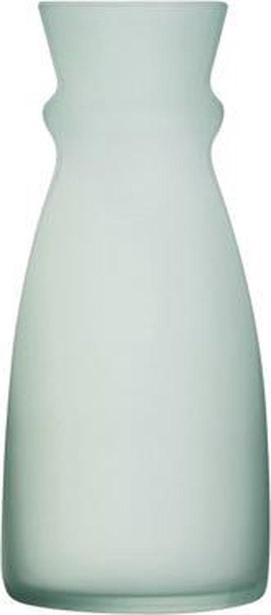 Luminarc Fluid decanteer karaf - 0,75 liter - Frosted groen