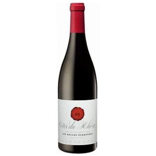 Marrenon Les Belles Echappées Côtes du Rhône, 2018, Côtes du Rhône, Frankrijk, Rode wijn