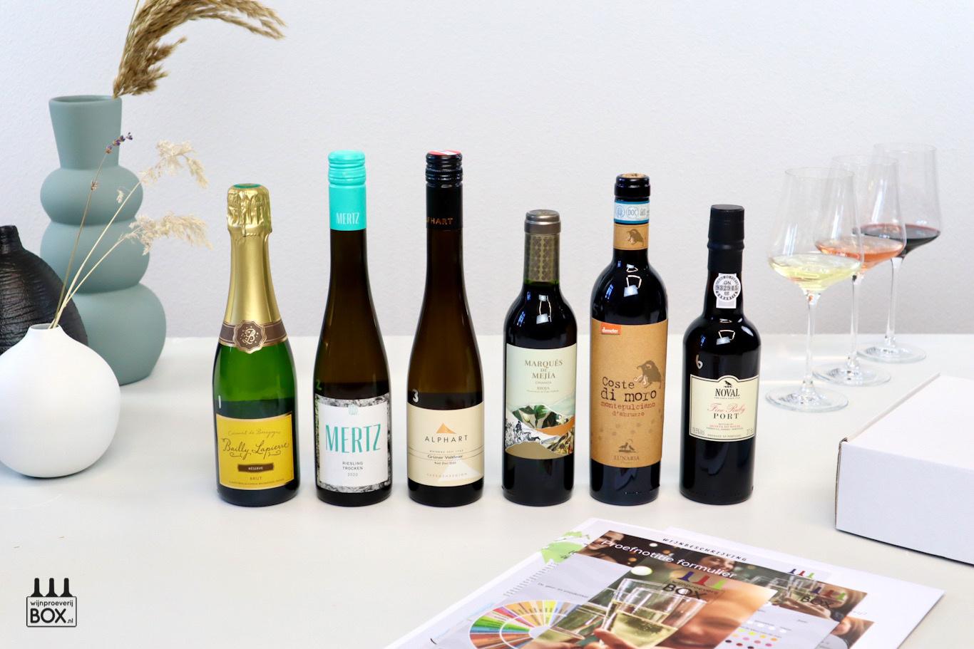 Nieuw! Mini-Wijnreis Europa