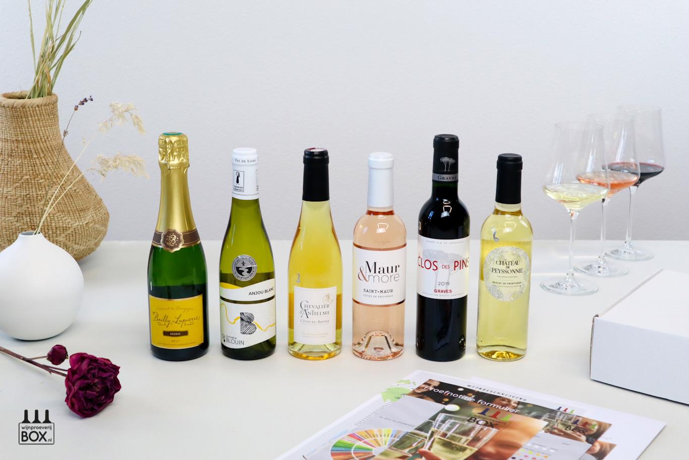 Nieuw! Mini-Wijnreis Frankrijk
