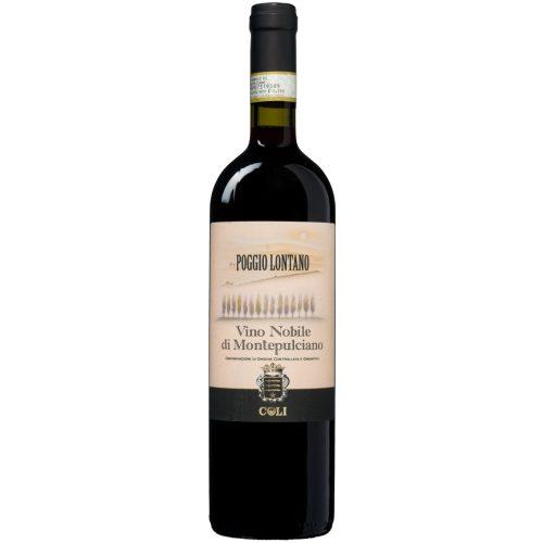 Poggio Lontano Vino Nobile di Montepulciano