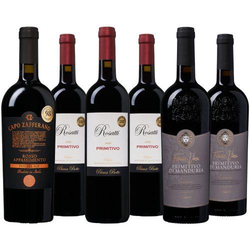 Primitivo Wijnpakket