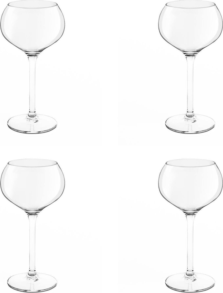 Royal Leerdam Finesse Experts Collection Champagneglas Sparkling - 29 cl - 4 stuks