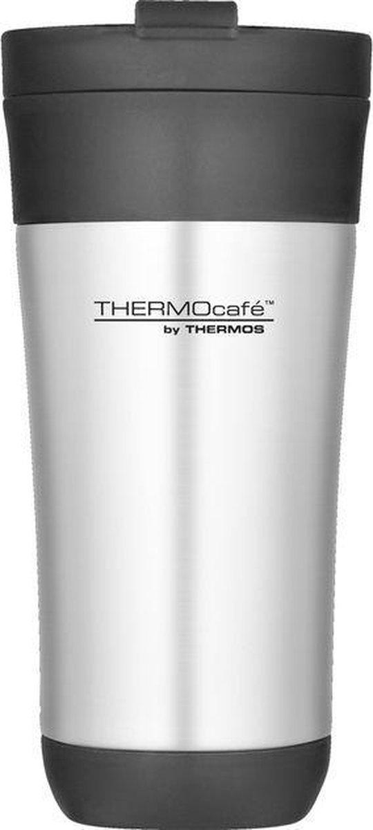 Thermos Flip Lid Beker - RVS - 425 ml