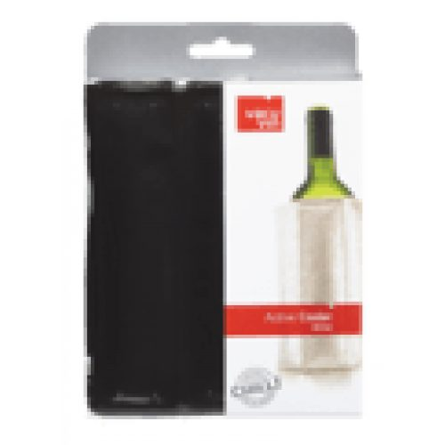 Vacu Vin Active cooler wine black