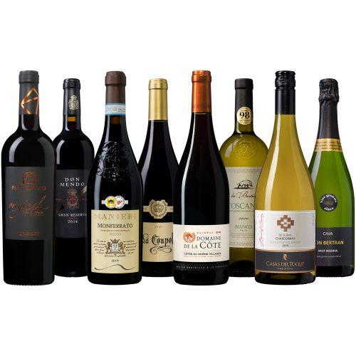 Waanzinnig Wijnpakket