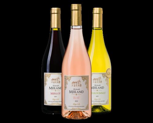 Wijnpakket Meiland (3 flessen)