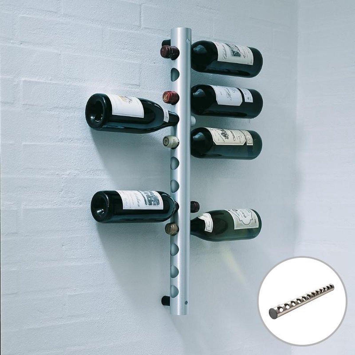 Wijnrek 12 Flessen   Flessenrek   Wijn Accessoires   Wijnkast   Wijnrek Metaal   Wijnrekken   Wijnfleshouder   Wijnhouder