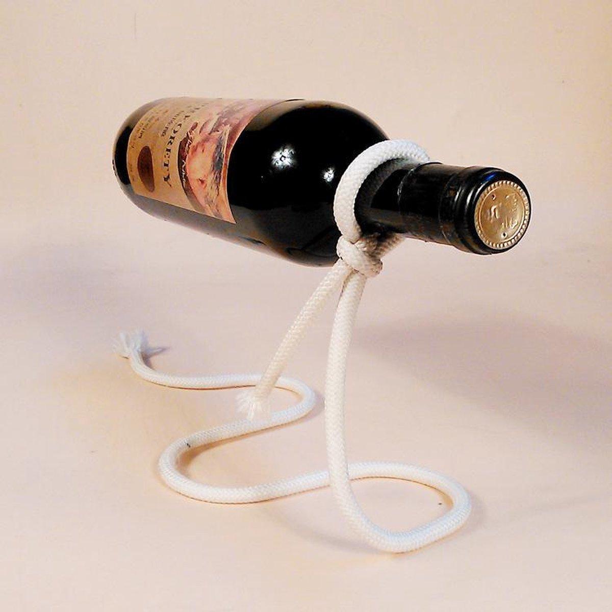 Wijnrek- wijnrek metaal - wijnrek- woonaccessoires- woondecoratie-