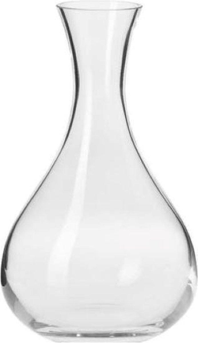 YILTEX - Karaf - Waterkan - Decanter - Glas - 1.6l