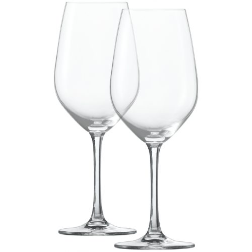 2 Schott Zwiesel Wijnglazen