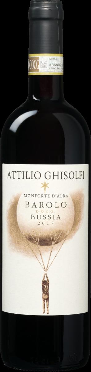 Attilio Ghisolfi 'Bussia' Barolo