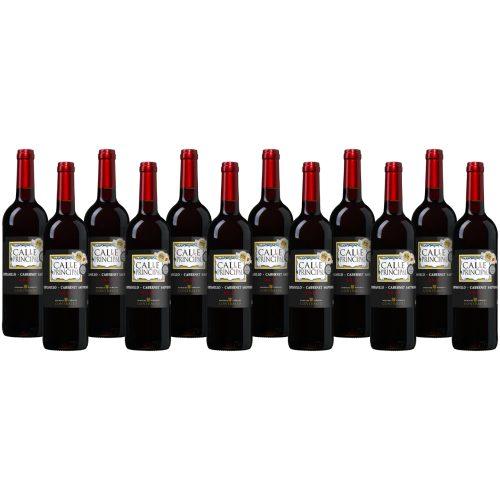Calle Principal Tempranillo - Cabernet Sauvignon (12 flessen)