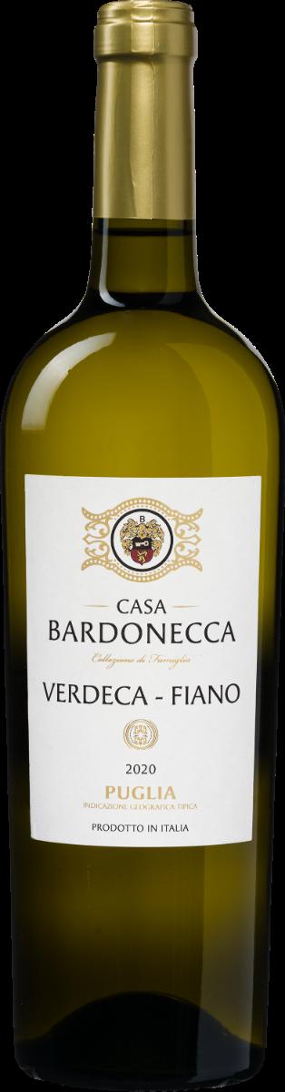 Casa Bardonecca Collezione Famiglia Verdeca-Fiano IGT Puglia