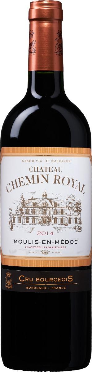 Château Chemin Royal Cru Bourgeois Moulis en Médoc