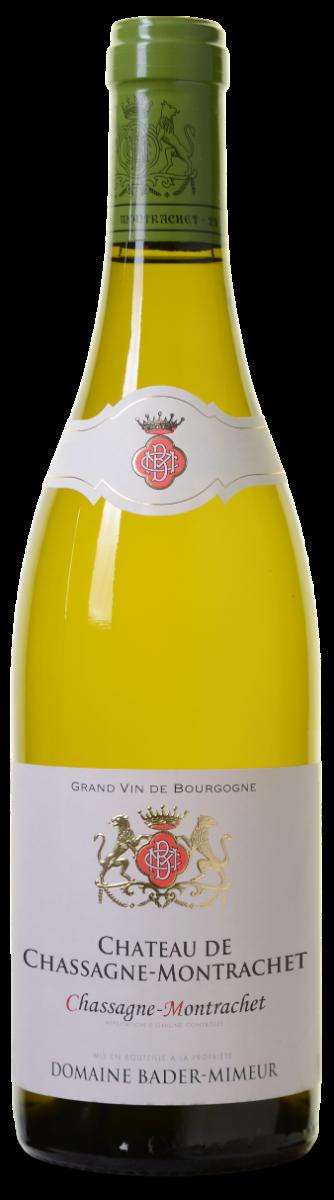 Domaine Bader-Mimeur Chassagne-Montrachet AOC Blanc