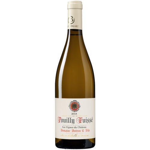 Domaine Dutron 'Les Vignes du Château' Pouilly-Fuissé