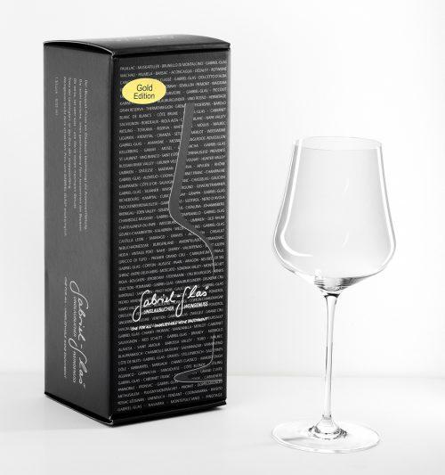 Gabriel Glas Gabriel-Glas Gold Edition Giftpack met 1 glas