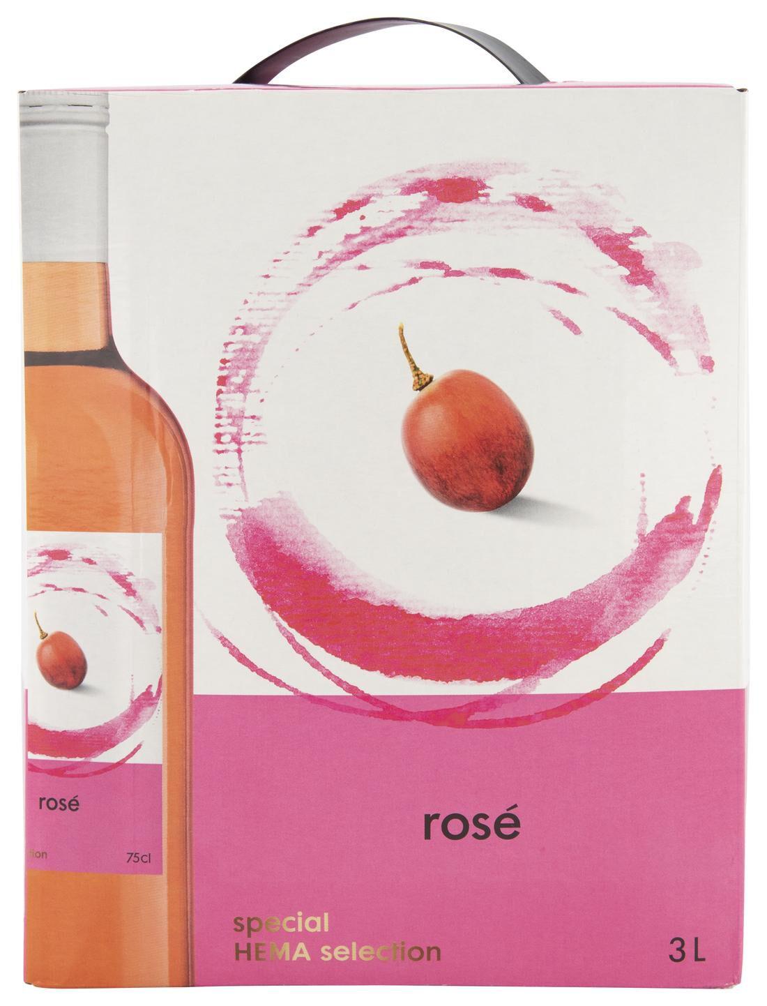 HEMA Huiswijn Rosé Bag-in-box - 3 L