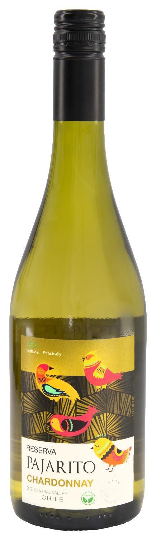 HEMA Pajaritos Chardonnay Reserva - 0.75L