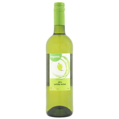 Huiswijn Huiswijn Wit Biologisch - 0,75 L