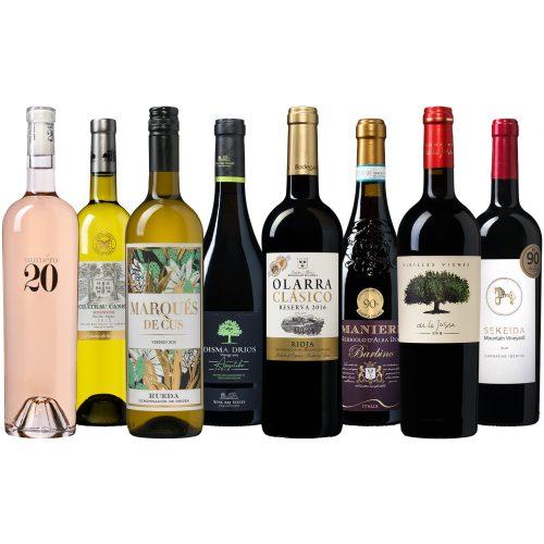 Jubileum Proeverij Wijnpakket