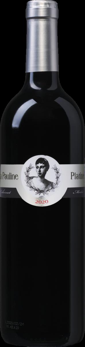 La Pauline Platine Merlot-Cabernet