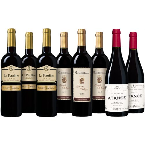 Licht, Soepel en Fruitig Wijnpakket