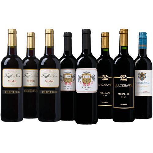 Merlot Wijnpakket
