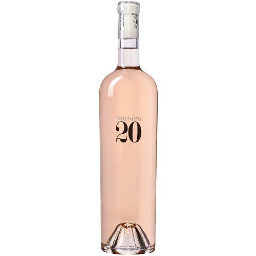 Numéro 20 'Fragrance' Rosé Aix-en-Provence