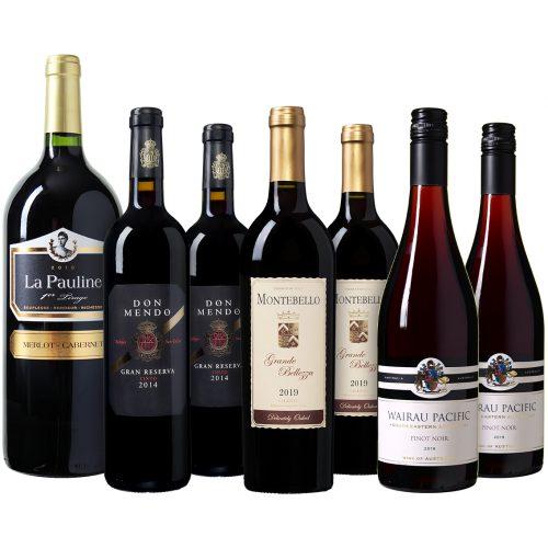 Rode Favorieten Wijnpakket