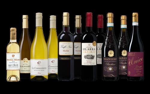 Smaakvol Diner Wijnpakket