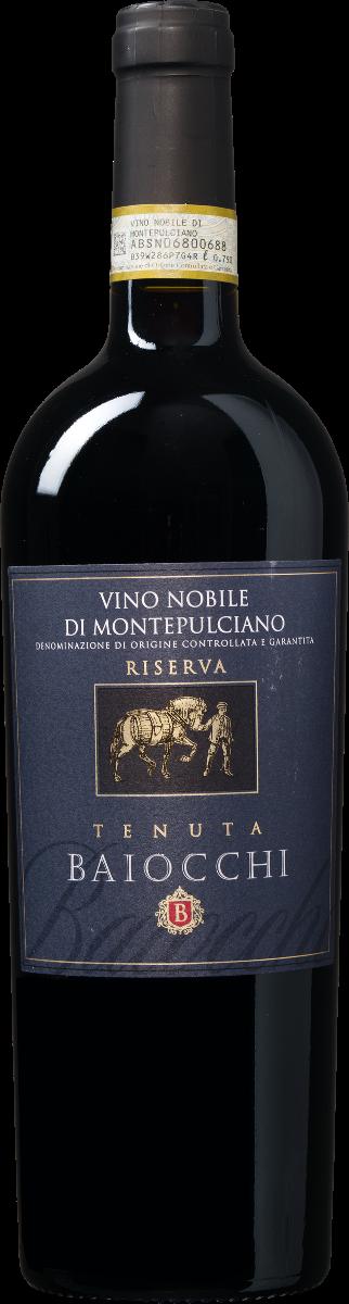 Tenuta Baiocchi Vino Nobile di Montepulciano