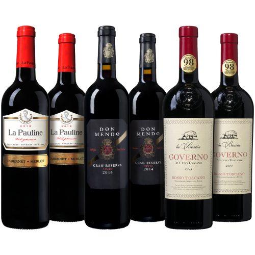 Top 3 Wijnpakket