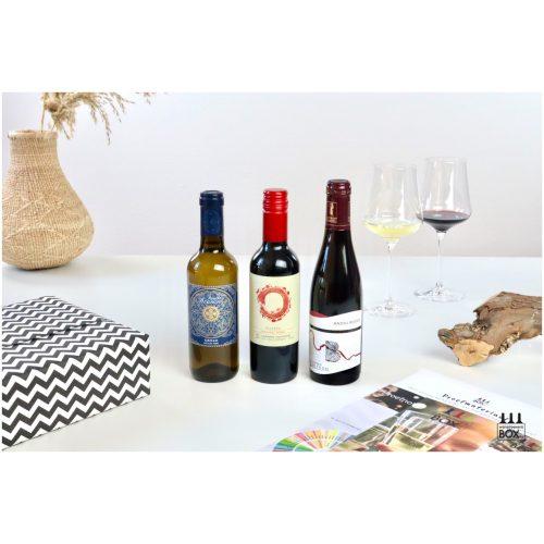 Wijnproeverijbox Mini-Wijntrip Vaderdag