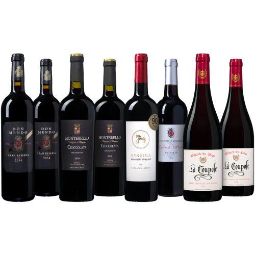 Complex, Krachtig en Vol Wijnpakket