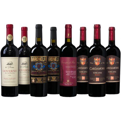 Toscane Wijnpakket